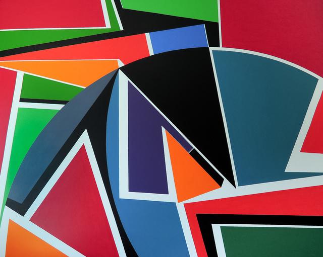 , 'Construction d'espace,' 1993, Galerie D'Este