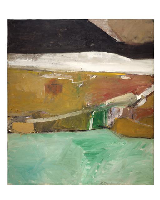 Richard Diebenkorn, 'Berkeley #26', 1954, Anderson Collection at Stanford University