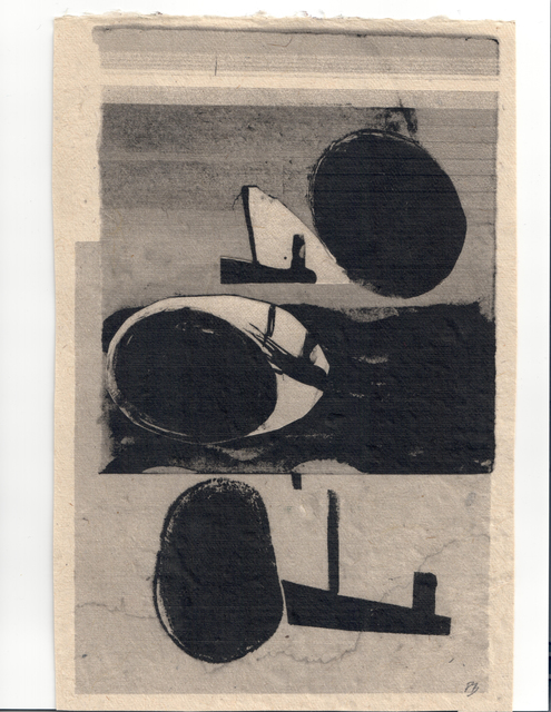 , 'Trio,' 2016, Albert Merola Gallery