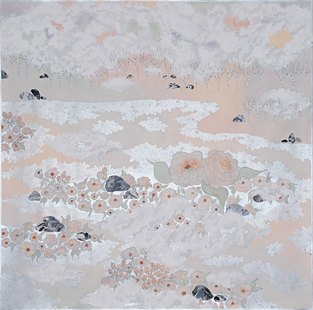 , 'the fog, ''I see you'',' 2019, Galerie du Monde