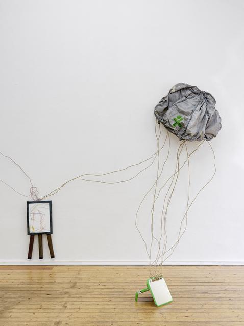 , 'Delivery Vector Chute 2,' 2015, Future Gallery