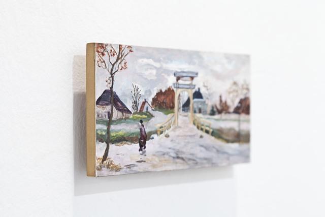, 'Van Gogh,' 2014, Pasto