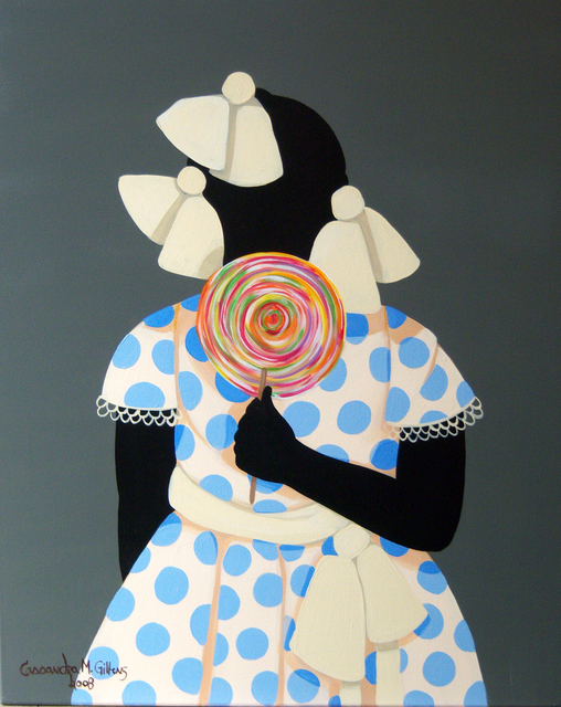 , 'Good Girl Gets a Lollipop (the sale of this piece benefits the non-profit Zenith Community Arts Foundation),' , Zenith Gallery