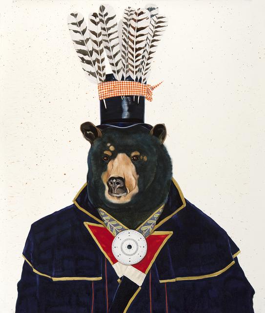 , 'Bear,' , Dowling Walsh