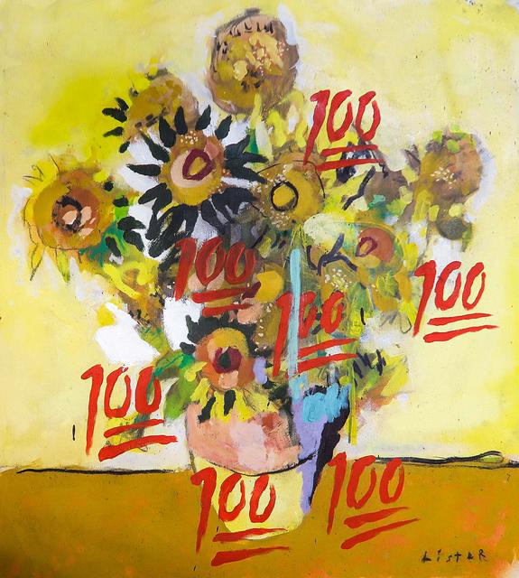 , 'SUNFLOWERS 1888 / Homage to Vincent Van Gogh,' 2019, Mirus Gallery