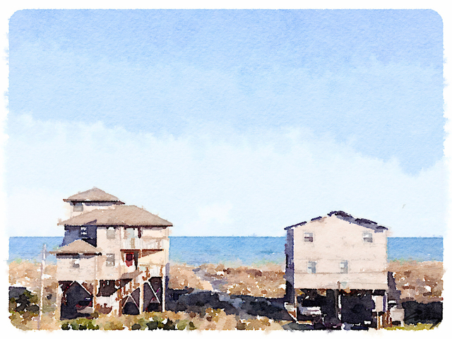 Anne M Bray, 'Frisco, NC', 2014, TAG Gallery