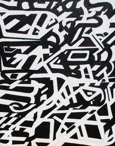, 'Black & White chair 7,' , Space 776