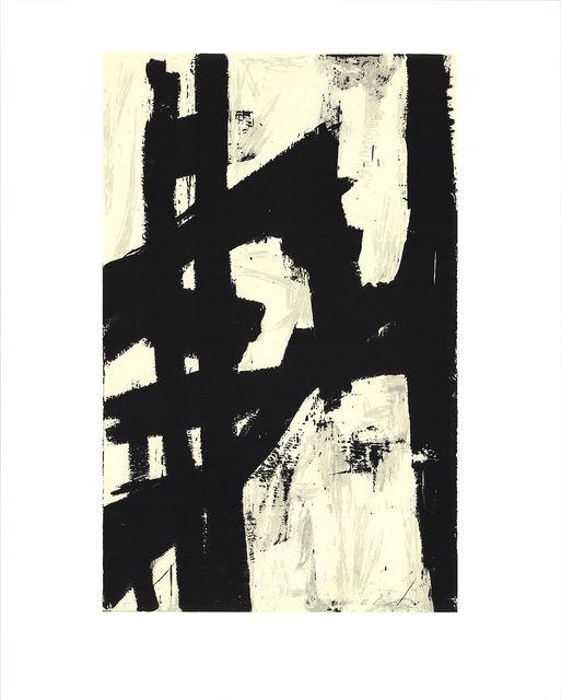 Franz Kline, 'New York, NY', 1991, MSP Modern