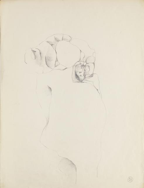 , 'Paysage humain ,' 1970, Loevenbruck