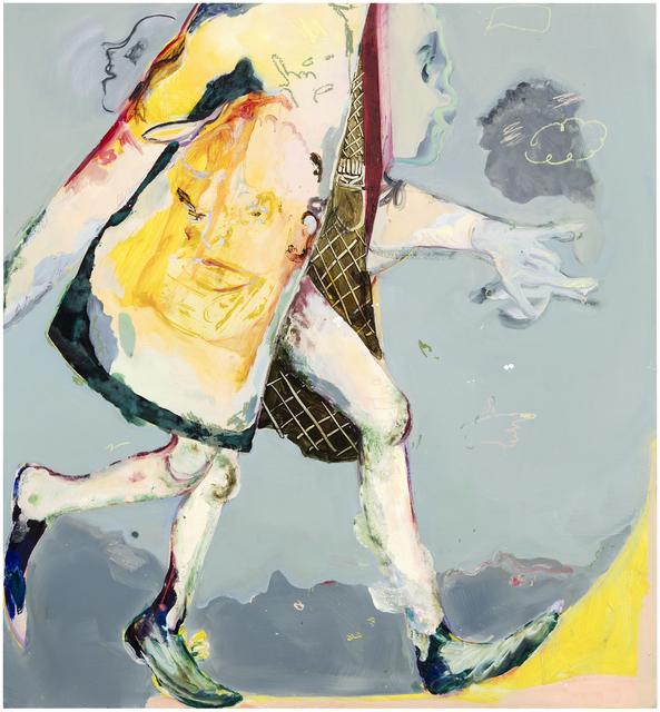 , 'Duty,' 2017-18, Galerie Anhava