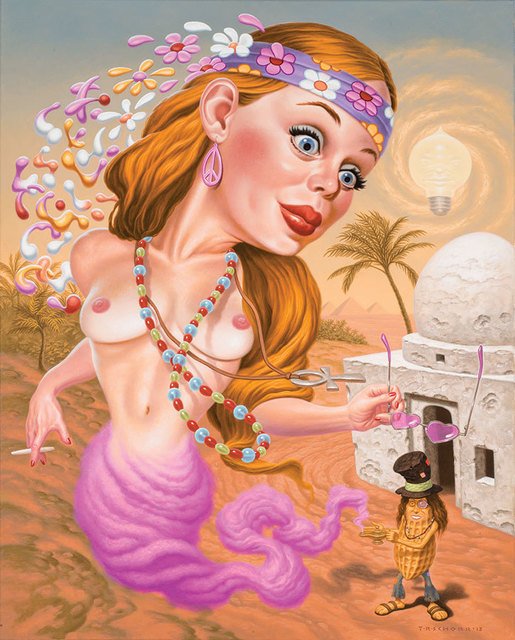 , 'I Dream of Hippie,' 2013, KP Projects