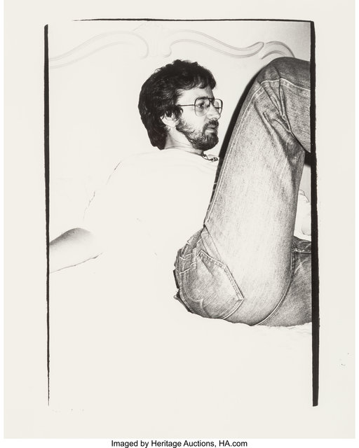 Andy Warhol, 'Steven Spielberg', 1982, Heritage Auctions