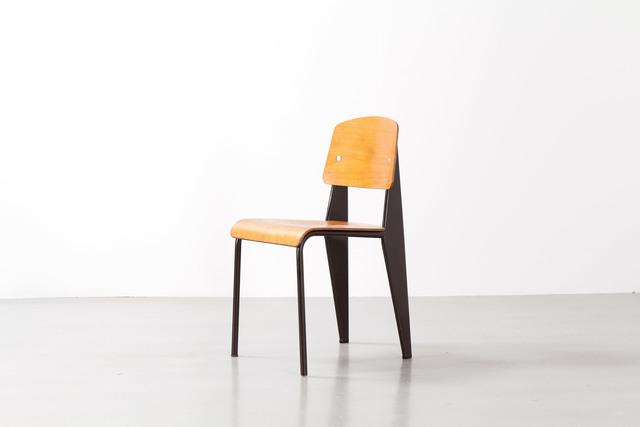 , 'Brown Métropole NO. 305 chair,' ca. 1950, Galerie Patrick Seguin