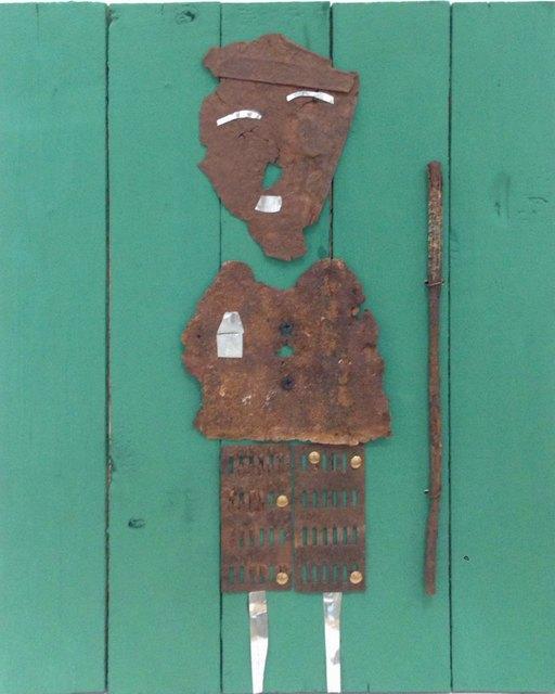 , 'Untitled,' 2015, Tamar Golan Gallery