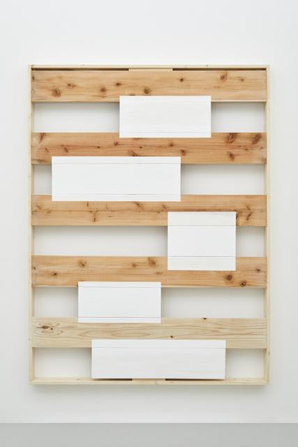 , 'Gathered Latent Intervals,' 2019, Tomio Koyama Gallery