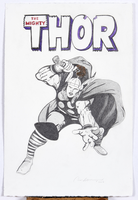 , 'Thor,' 2018, LEVY Galerie