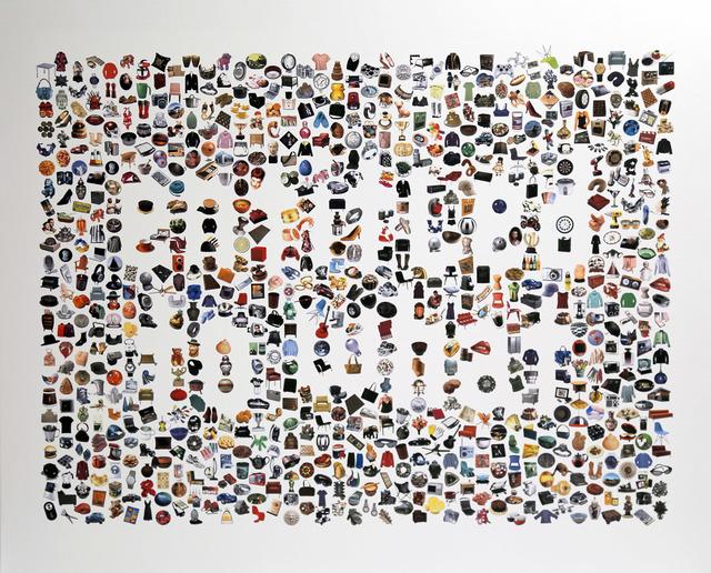 , 'Entitled to What V.2,' 2015, Rosenbaum Contemporary