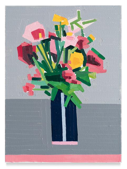 Guy Yanai, 'Flowers', 2019, Miles McEnery Gallery