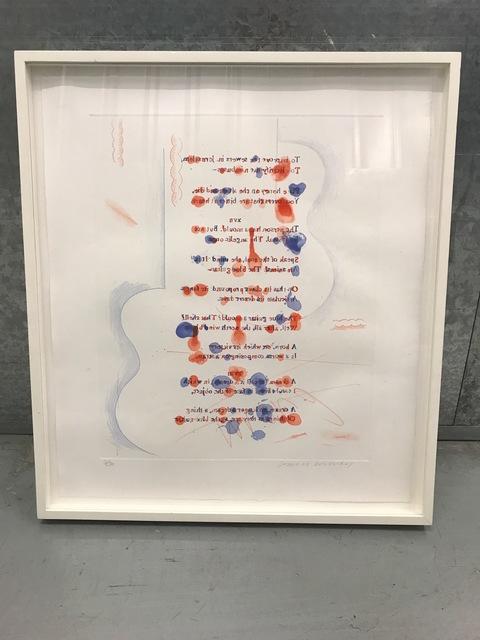 David Hockney, 'Made in April', Joanna Bryant & Julian Page