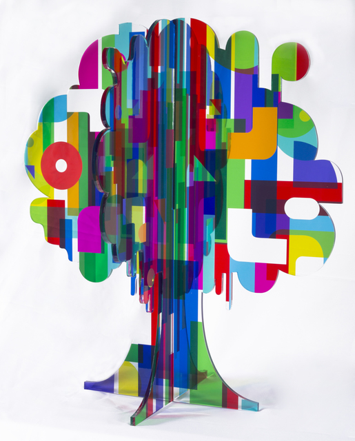 , 'Tilo Tree,' 2013, Marion Gallery