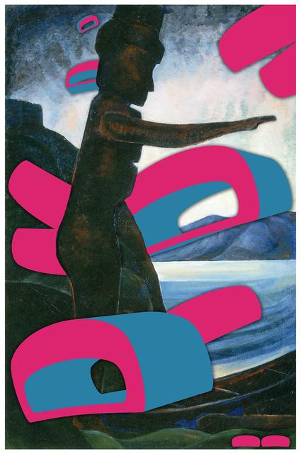 Sonny Assu, 'We come to witness', 2014, Art Mûr