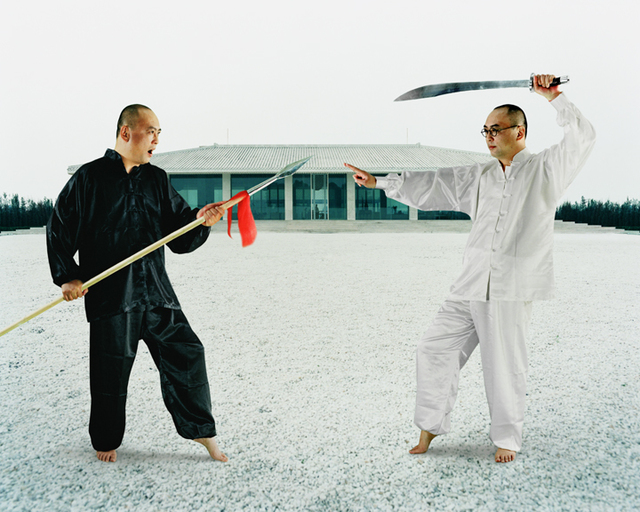 , 'Zhang Xiaogang,' 2006, Nohra Haime Gallery