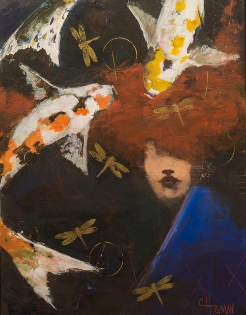 , 'Ophelia III,' 2018, Sue Greenwood Fine Art