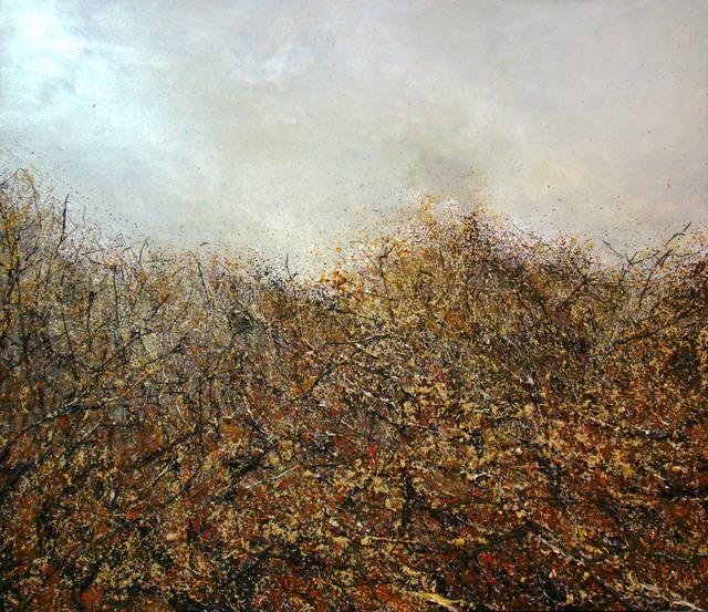, 'Tierra y Acrilico 55,' 2012, Fernando Luis Alvarez Gallery