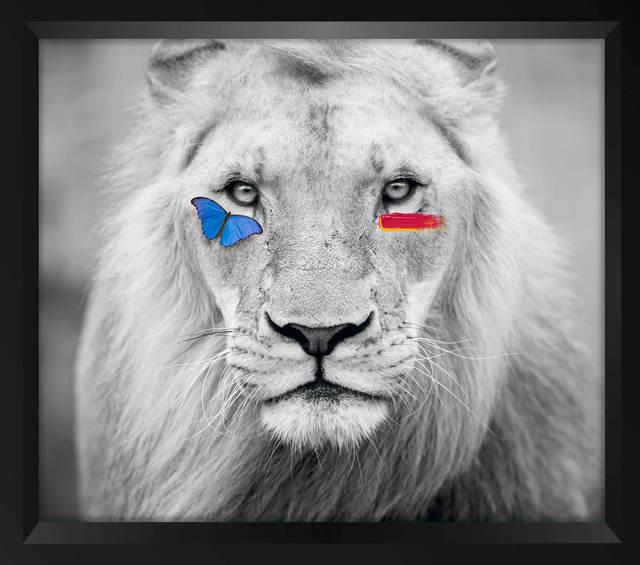 , 'Lion (M),' 2017, Eden Fine Art