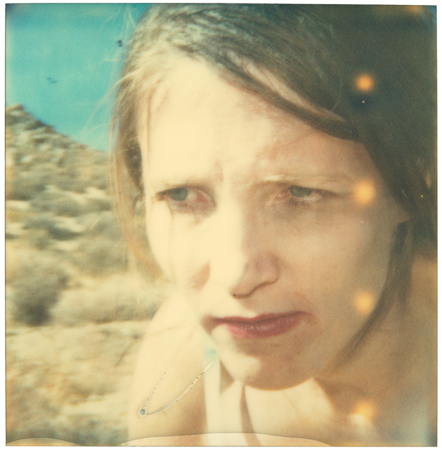Stefanie Schneider, 'Insatiable - he came to my Valley', 2003, Photography, Analog C-Print, hand-printed by the artist on Fuji Crystal Archive Paper, based on a Polaroid, mounted on Aluminum with matte UV-Protection, Instantdreams