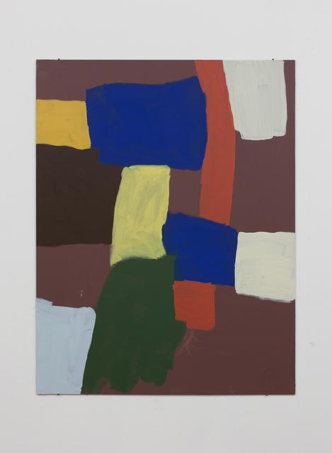 , 'Sommerhaiden,' 2015, Galerie Emanuel Layr