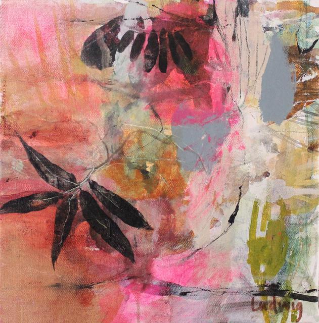 , 'Fire Pink III,' 2018, LeMieux Galleries