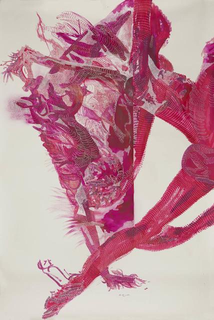 , 'La dance des Ecorchées 4,' 2017, Spotte Art