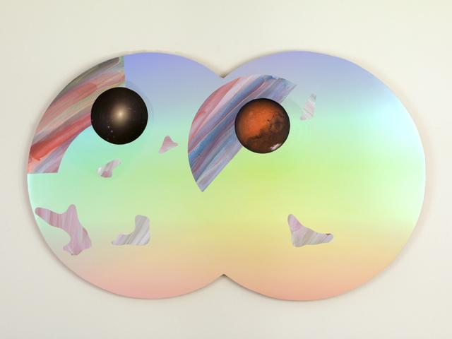 , 'Heterochromia,' 2014, Alex Sewell