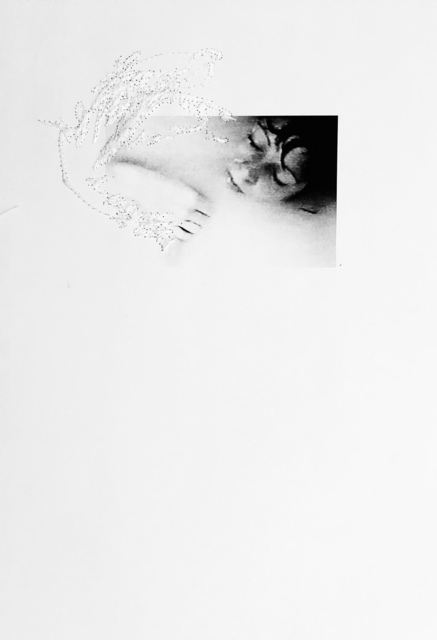 , 'Selportrait #3,' 2019, Galerie Céline Moine & LGFA