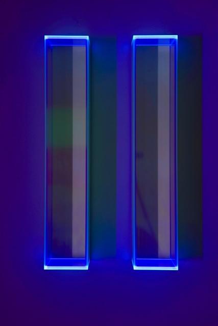 Regine Schumann, 'Colormirror rainbow glow after blu milan', 2019, Dep Art Gallery