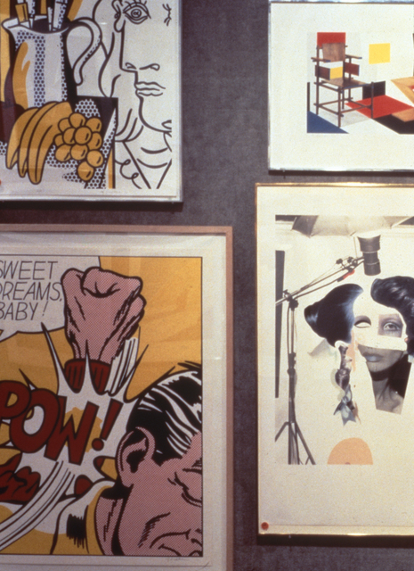 , 'Collage/Cartoon,' 1990, Galerie Isabella Czarnowska