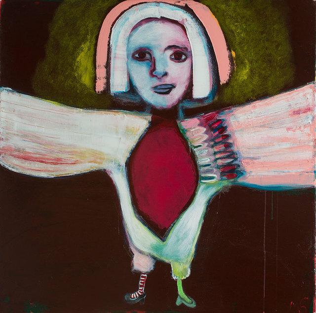 Melinda R. Smith, 'Siren', 2018, Coagula Curatorial