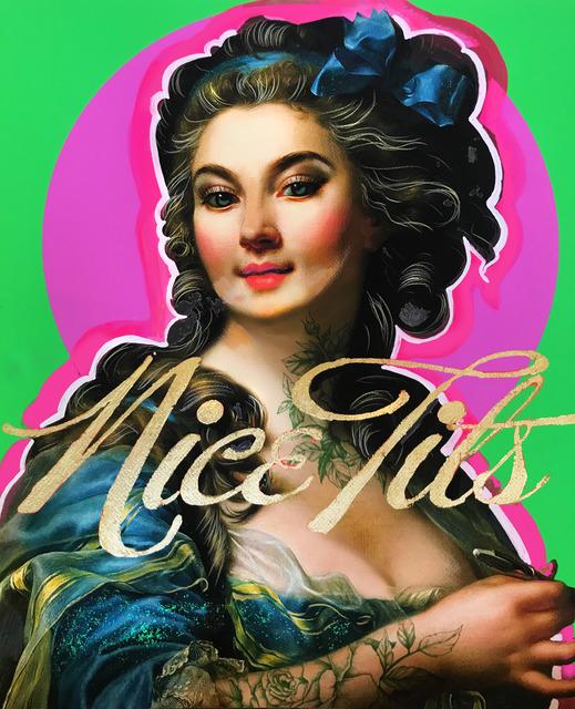, 'Nice Tits,' 2018, Imitate Modern