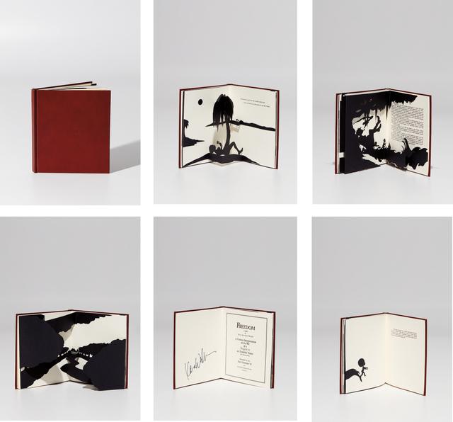 Kara Walker, 'Freedom, A Fable', 1997, Phillips
