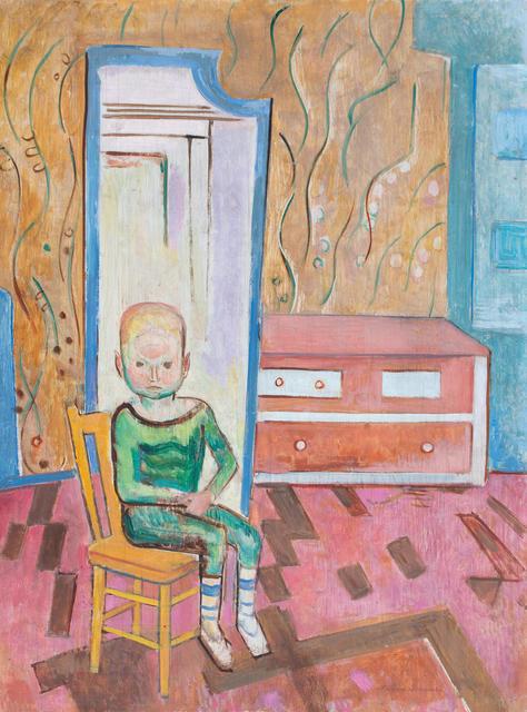 , 'Solitude,' ca. 1920, WOLFS