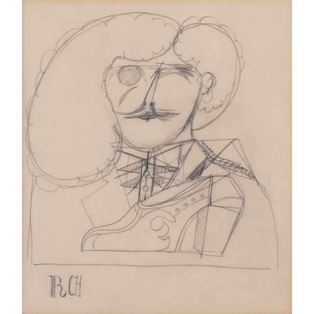 Richard Lindner, 'Etude', 1977, PIASA