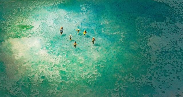, 'Wading to Cambodia,' 2013, Robert Mann Gallery