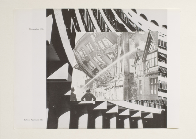 , 'Collapse Barbican,' 2012, Rokeby Gallery