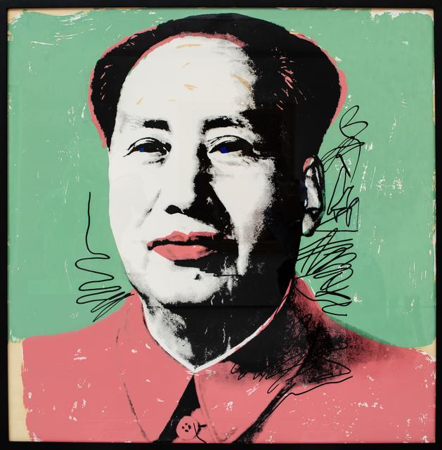 , 'Mao,' 1972, David Benrimon Fine Art