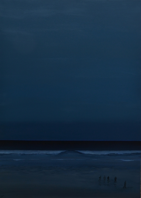 Rosalba Arcilla, 'PORTHMEOR BEACH NIGHT', 2014, ARTBOX.GALLERY