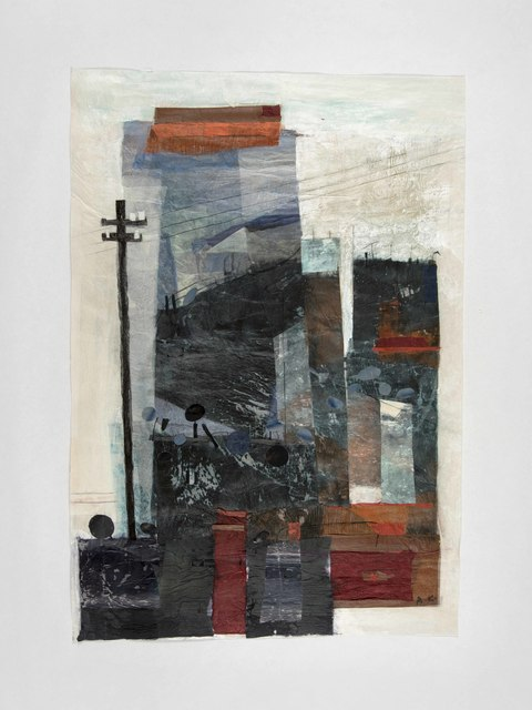 , 'Viertel 4,' 2012, Zilberman Gallery