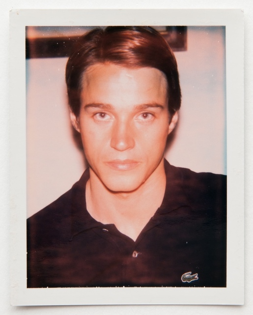 Andy Warhol, 'Jed Johnson', 1973, Photography, Polaroid, Hedges Projects