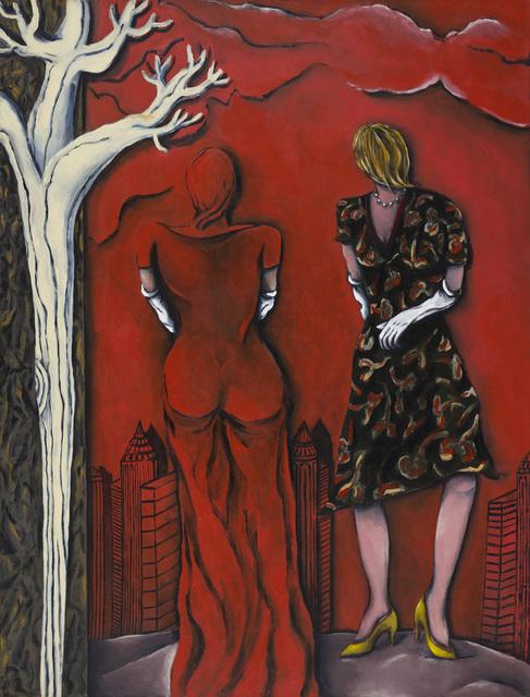 , 'A Separate Deity,' 1980, CFHILL
