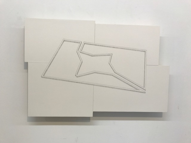 , 'Down to the ground,' 2018, Jeanne Bucher Jaeger